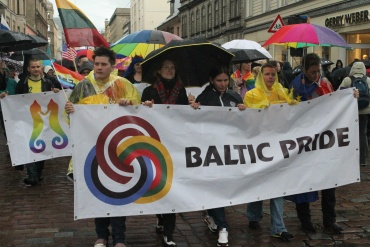 Riga: Baltic Pride 2012 took place peacefully