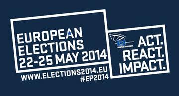 #EP2014 Act React Impact