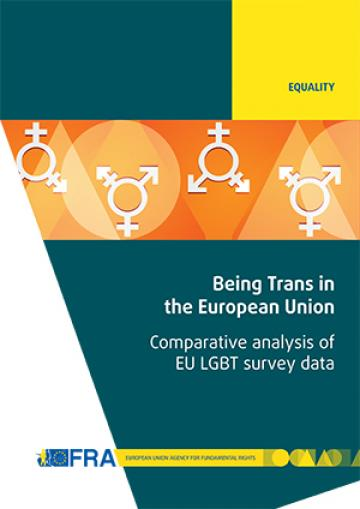 FRA Being Trans in the EU report