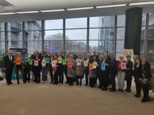 MEPs unite for Human Rights on 70th anniversary of the