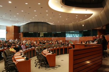 Public hearing on Lithuania's homophobic law and Baltic Pride
