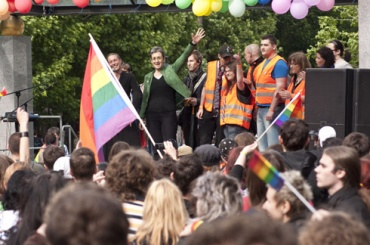 Neonazis march on first Slovakian gay pride; 6th Romanian gay pride unfolds smoothly