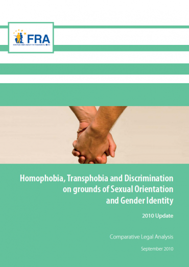 New legal report on homophobia and transphobia in the EU