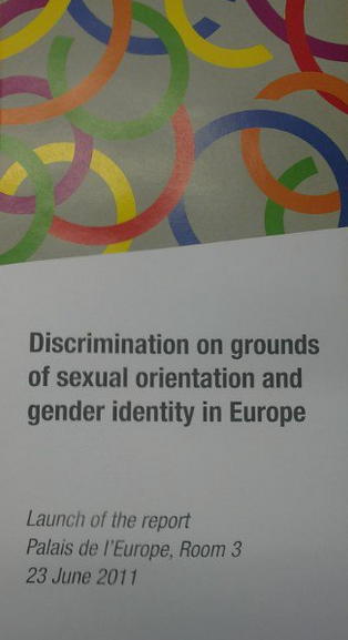 MEPs welcome new report on LGBT rights in 47 European countries