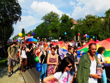 Budapest Pride: Peaceful overall but right-wing blows and insults