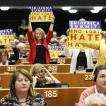 Richard HOWITT MEP, Evelyne GEBHARDT MEP, Tanja FAJON MEP
