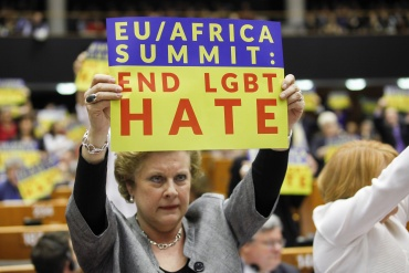 Historic EU-Africa Summit overshadowed by anti-LGBT laws