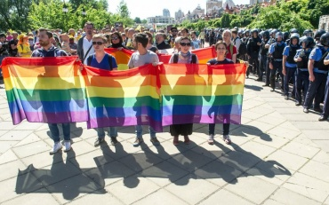 Successful Kiev Pride despite far right attacks