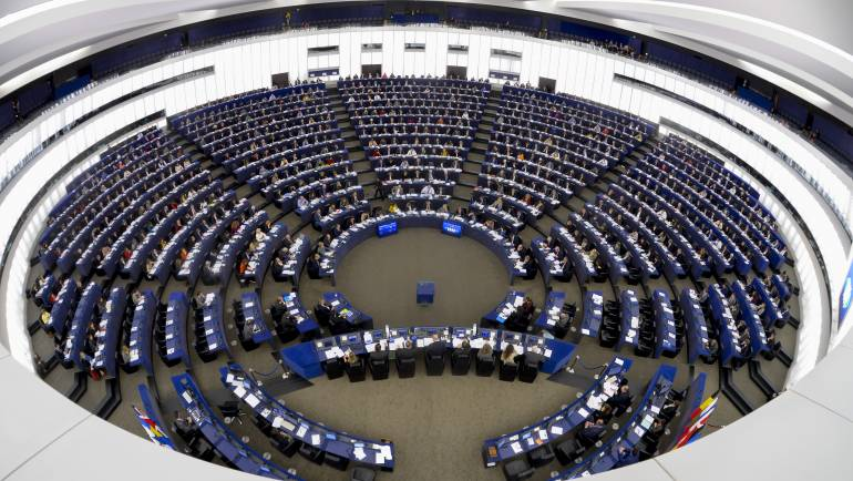 European Parliament calls for coherence EU's internal & external human rights policy