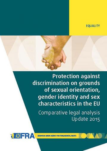 New report on legal situation LGBTI people in the EU