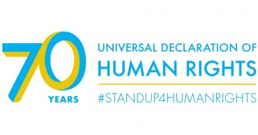 MEPs unite for Human Rights on 70th anniversary of the Universal Declaration on Human Rights
