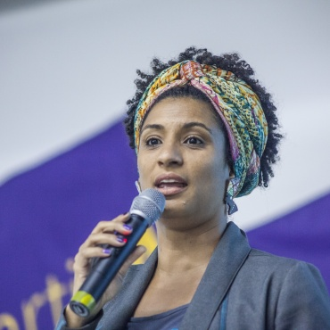 Marielle Franco is the first-ever LGBTI person to be on the Sakharov Prize shortlist
