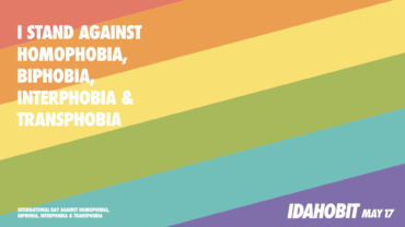 IDAHOBIT must always be an opportunity to give the community visibility