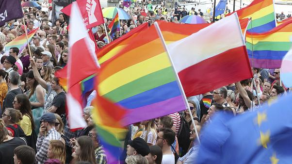 Poland's continued attack on human rights of LGBTI persons gathers condemnation from European Parliament