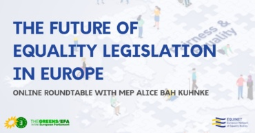 Online Roundtable: The Future of Equality Legislation in Europe