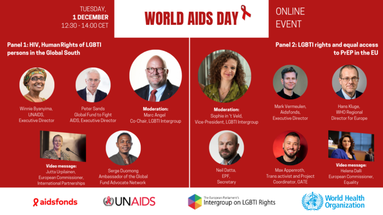 World AIDS Day parliamentary event