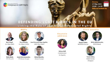 Defending LGBTI rights in the EU: linking Rule of Law with Fundamental Rights