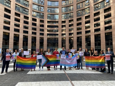 Press release: MEPs join forces to tackle hate crime and speech against LGBTI persons